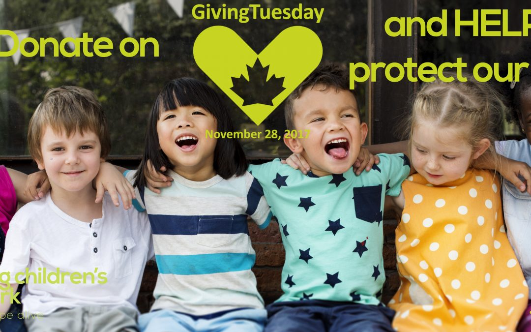 Help Us Protect Our Children!